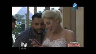 عرب وود l بالفيديو - كواليس وآسرار إلغاء حفل زفاف محمد رشاد ومي حلمي