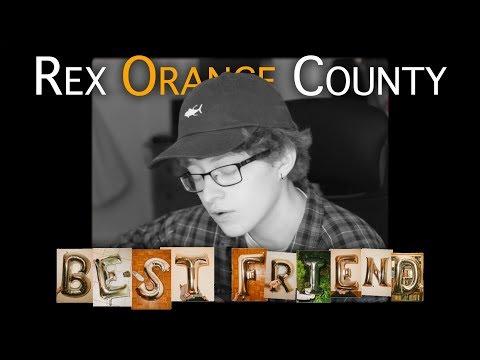 Rex Orange County – Best Friend (Cover)