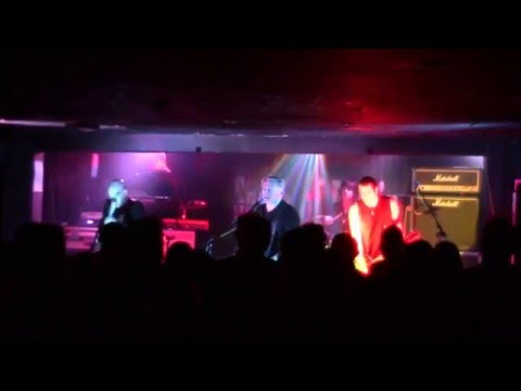 Spear of Destiny, Live at Beat Generator, Dundee, 22nd April 2016