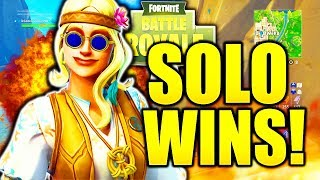HOW TO GET MORE SOLO WINS IN FORTNITE TIPS AND TRICKS! HOW TO GET BETTER AT FORTNITE PRO TIPS!