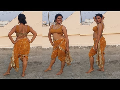 Koli saree tutorial from the Marathi culture | Half dhoti look