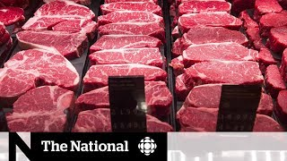 Tensions thaw slightly as China resumes imports of Canadian beef, pork