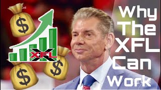Why The XFL Can Work This Time