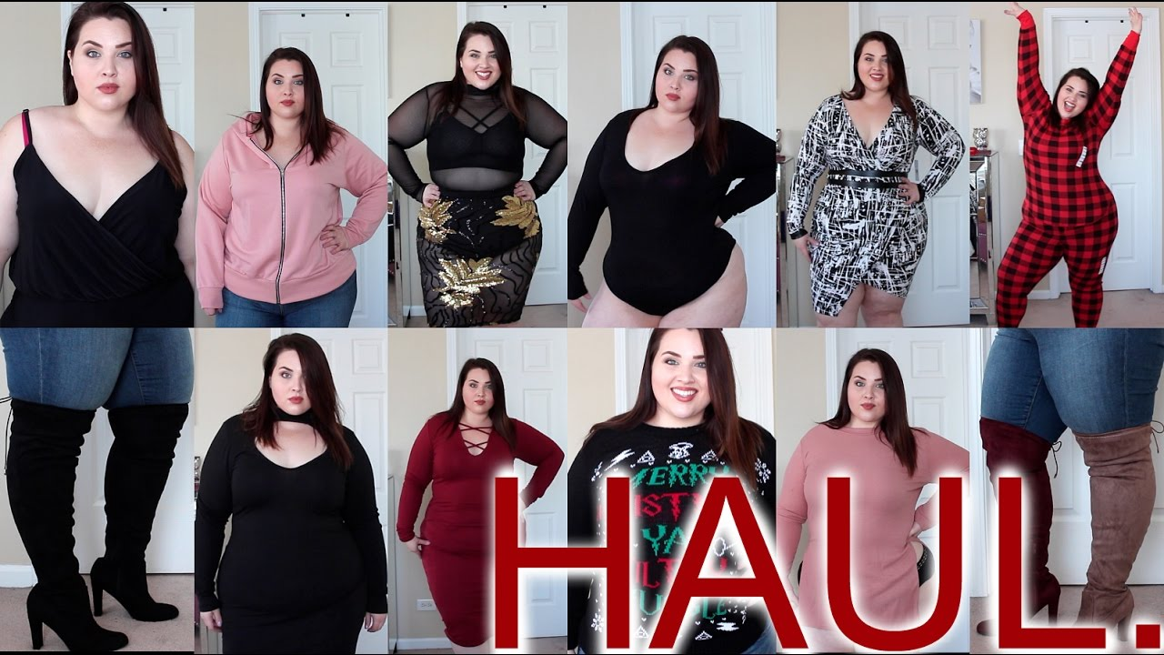 09728905c07c Winter Try-On HAUL! Boohoo, FTF, Rebdolls... |Plus Size Fashion| - YouTube