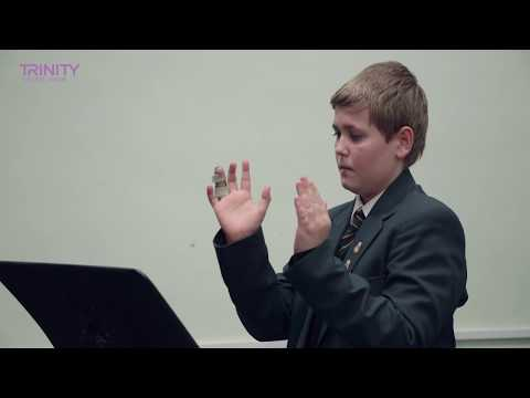 Trinity College London Grade 5 Aural Test