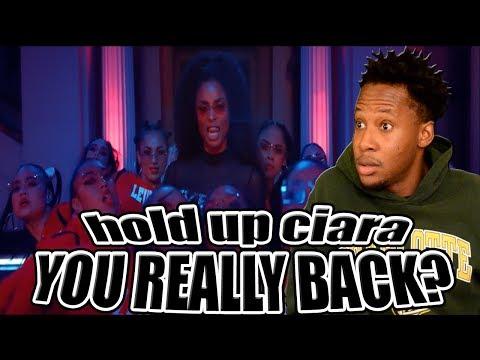 CIARA - LEVEL UP MUSIC VIDEO REACTION | @Shellitronnn