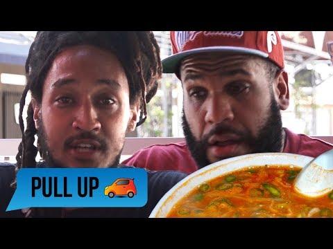 Spiciest Ramen On Earth! | Pull Up: LA | All Def Comedy |