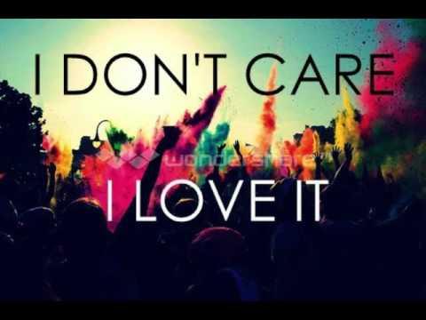 I Love It (Hardwell Remix)
