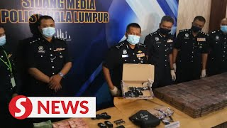 Drug syndicate's lady boss nabbed in RM7.8mil bust