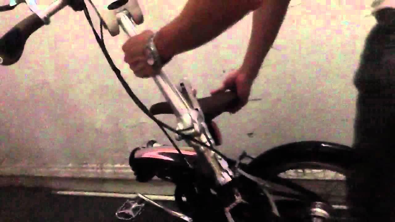 Tern Verge X11i 20 Inch Folding Bike Youtube