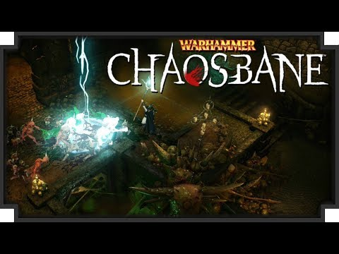 Warhammer Chaosbane - (Diablo Style Fantasy RPG)