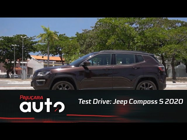 Test Drive: Jeep Compass S 2020