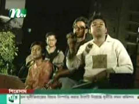 Bangla Band Souls Partho Borua Ager Jonom Gelo Bitha