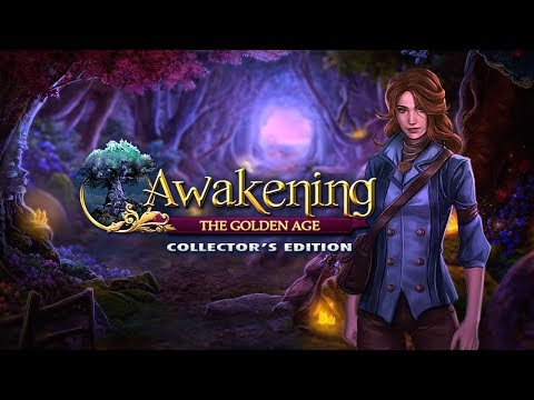 Awakening: The Golden Age Collector's Edition Gameplay Walkthrough Hidden Object NO COMMENTARY