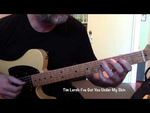 Tim Lerch - I've Got You Under my Skin - Solo Guitar