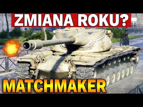best matchmaking tanks wot