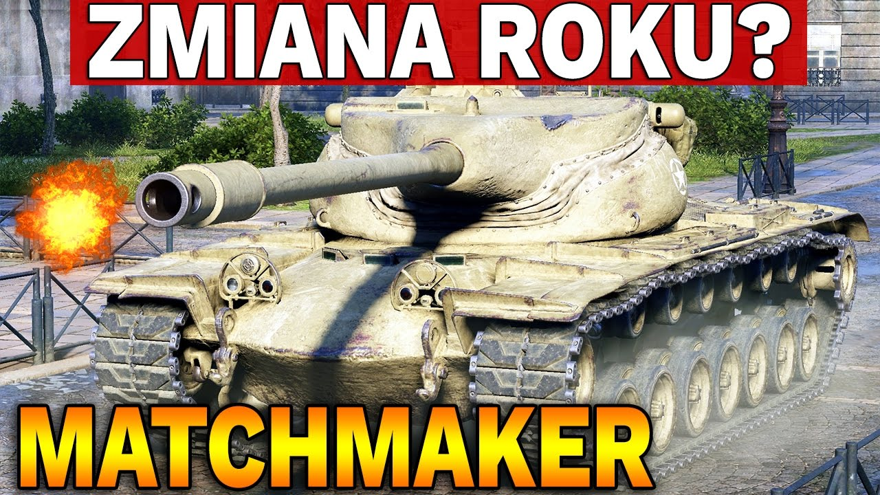 world of tanks matchmaking pl