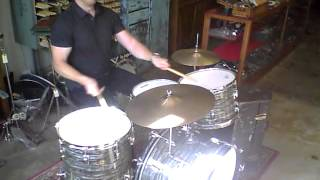 Fun Fill on the Ludwig BOP by Andy!