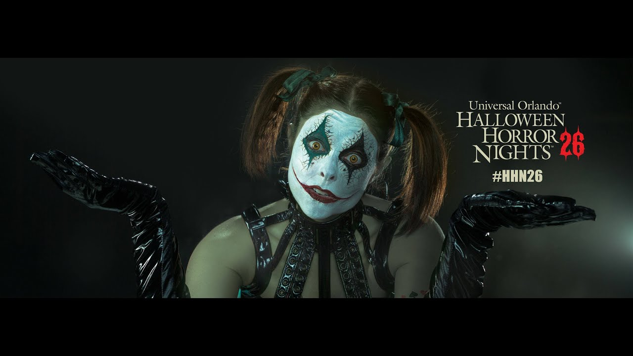Halloween Horror Nights Orlando 2016 Opening Night Event Video ...
