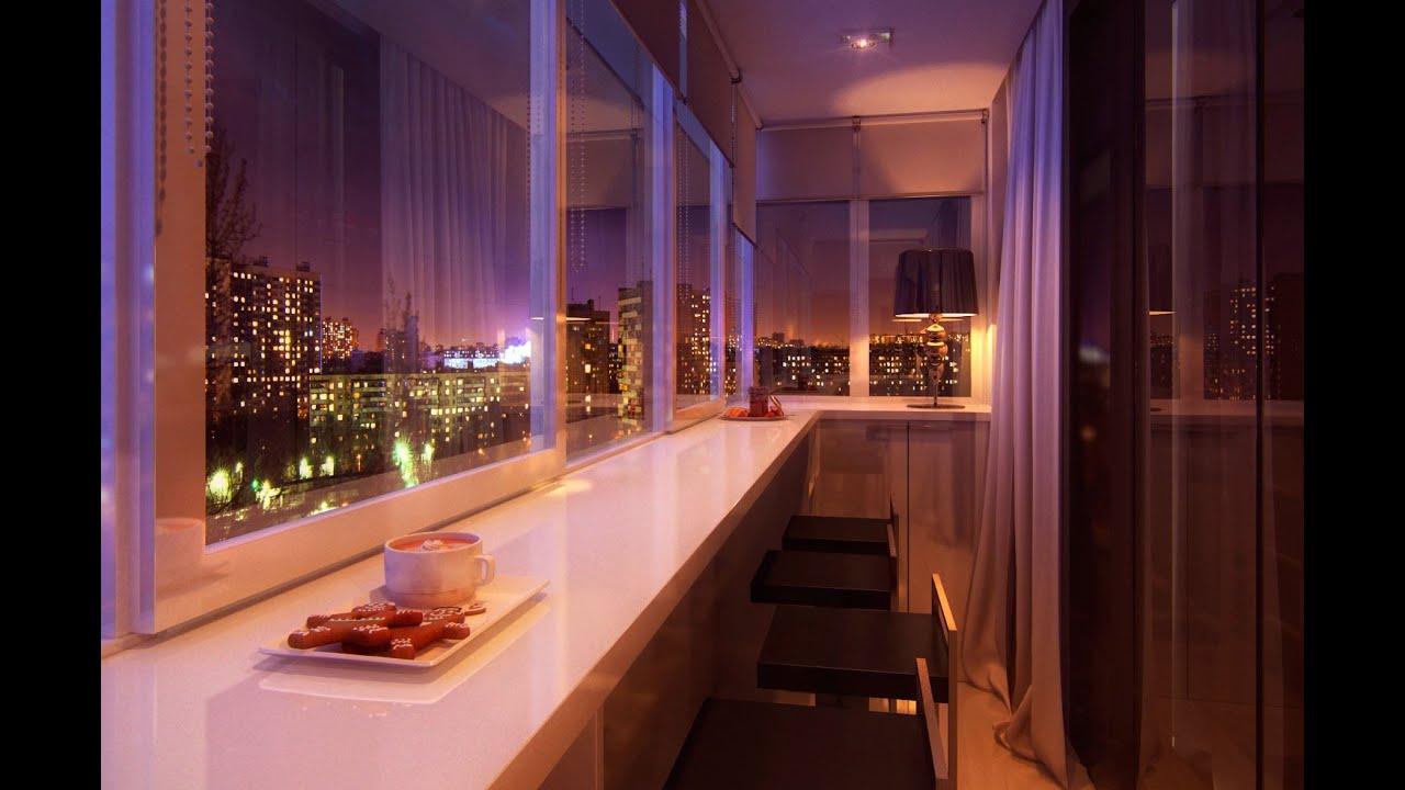 Балкон-расширение и вынос балкона - youtube.