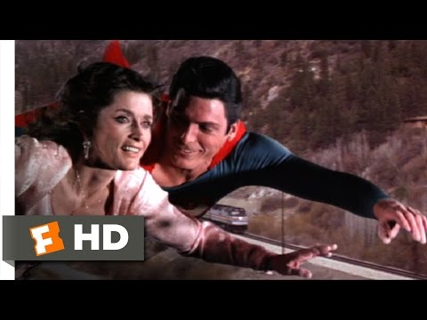 Superman IV (1/10) Movie CLIP - Lois & Superman (1987) HD