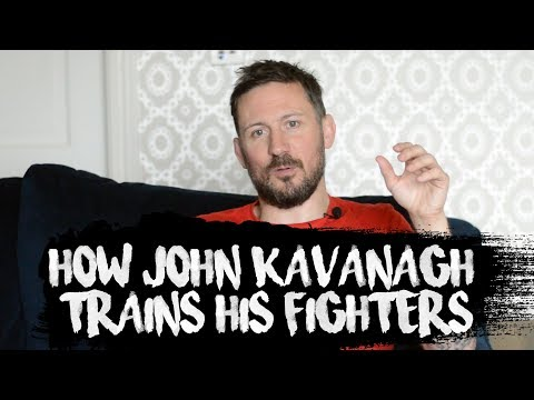 Coach John Kavanagh talks about his teaching methods and some mistakes as coach