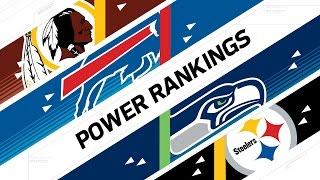 Week 7 Power Rankings   NFL NOW