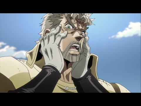"Joseph Joestar ""Oh No"" and ""Oh My God"" Compilation"