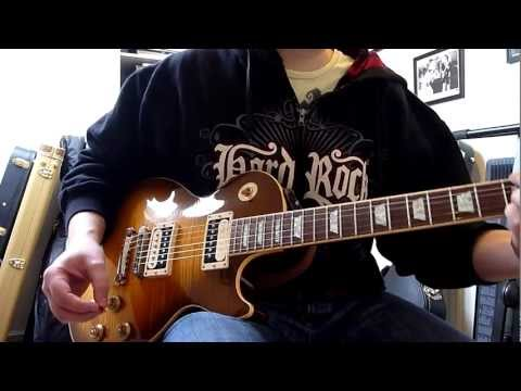 Wishing Well - 'Free' Cover using Gibson Les Paul & Zvex Box of Rock