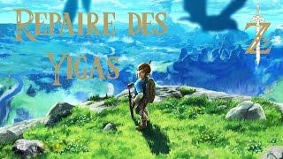 Astuce Zelda Breath of the Wild : Le Repaire des Yigas