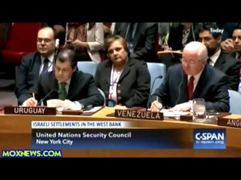 Ambassador of Malaysia speaking on Resolution 2334