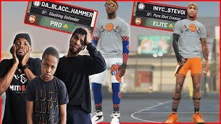 DOUBLES CHAMPIONS Try To End Our Hot Streak! - NBA 2K19 Playground Gameplay
