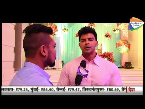 Exclusive interview with Mr Asia Youth Icon Sahil Khan