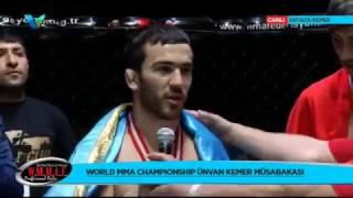 WMMAF   WORLD CHAMPIONSHIP  2017 SABUHI GULIYEV