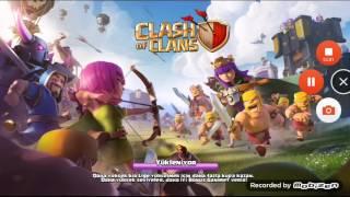 Kef4006 clash of clans dev tanıtımı