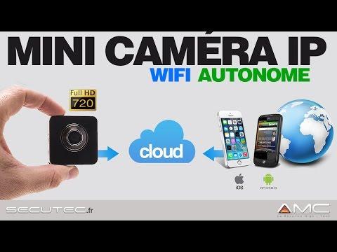 download video micro camera ip wifi de vid osurveillance avec acc s a distance secut. Black Bedroom Furniture Sets. Home Design Ideas