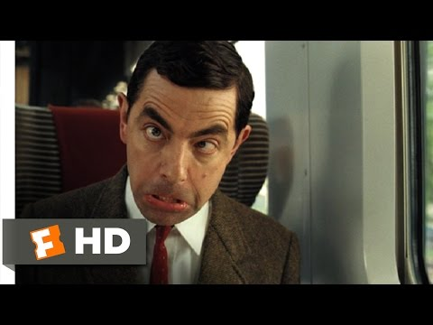 Mr. Bean's Holiday 210 Movie   Funny Faces 2007 HD