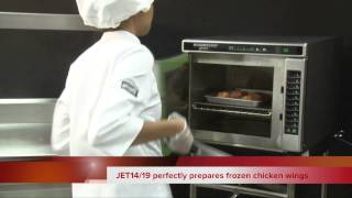 JET Cooking Video
