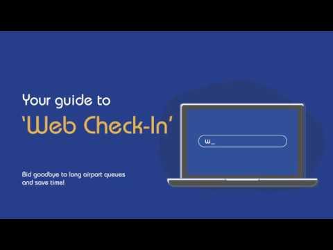 IndiGo Web Check-in