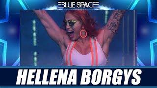 Blue Space Oficial - Hellena Borgys e Ballet - 18.05.19