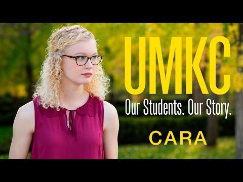Cara UMKC Student Storytelling