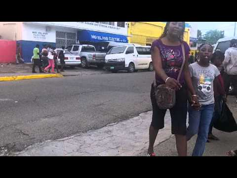 Jamaican May Pen Clarendon Girl Gives Head
