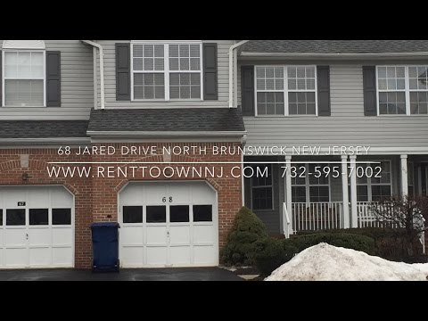 Rent-To-Own Home | 68 Jared Drive, North Brunswick, NJ 08902 | Middlesex County Lease Option House