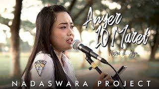 Anyer 10 Maret - Slank ( Nasya ft. Argo Live Cover Nadaswara Project)