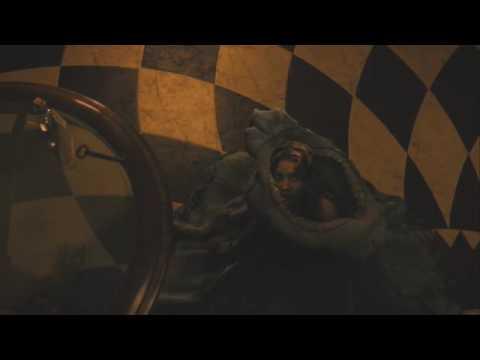 Alice In Wonderland teaser trailer