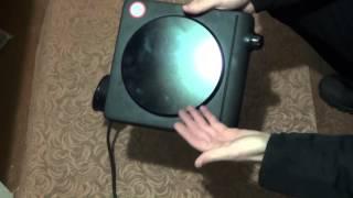 Стеклокерамическая настольная плита First FA-5096-1. Плюсы и минусы, как сделать ее еще лучше.