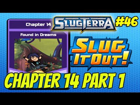 Slugterra Slug it Out! #46 Found in Dreams (Chapter 14 part 1)