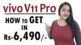 Download Vivo V11 PRO - Features & HOW TO GET at Rs -6,490 Mp3 and Videos