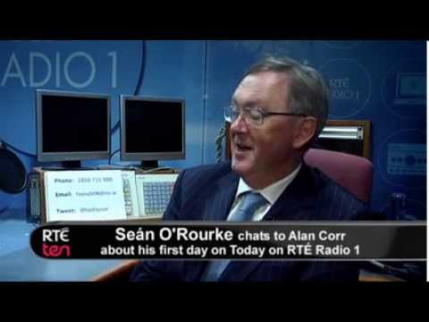 RTÉ Radio's Sean O'Rourke on music, movies and his new rival, Pat Kenny!