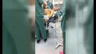 Médicos aguardam estabilidade da saúde de Bolsonaro para analisar transferência